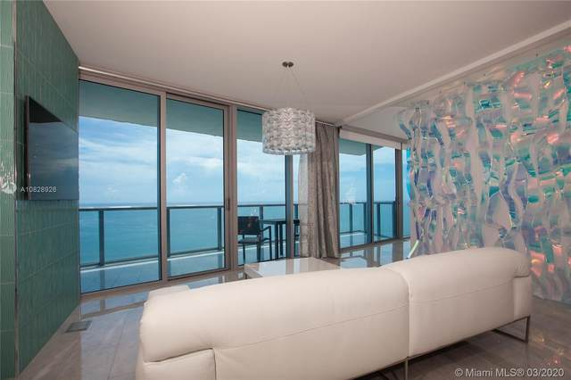 17001 Collins Ave #4102, Sunny Isles Beach, FL 33160 (MLS #A10828926) :: Berkshire Hathaway HomeServices EWM Realty