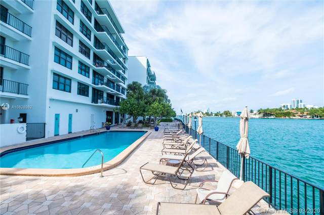 10101 E Bay Harbor Dr #702, Bay Harbor Islands, FL 33154 (MLS #A10828982) :: Ray De Leon with One Sotheby's International Realty
