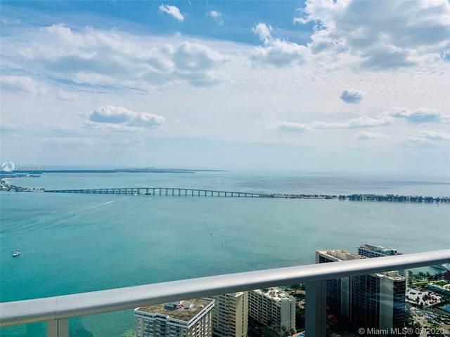 1300 Brickell Bay Dr #2503, Miami, FL 33131 (MLS #A10829045) :: The Teri Arbogast Team at Keller Williams Partners SW