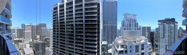 1000 Brickell Plaza #3705, Miami, FL 33131 (MLS #A10829066) :: The Howland Group
