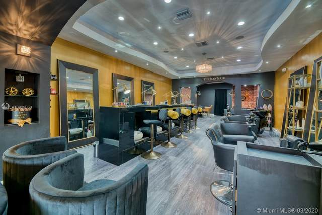 Full Beauty Salon In Coral Gables, Coral Gables, FL 33134 (MLS #A10829068) :: The Jack Coden Group