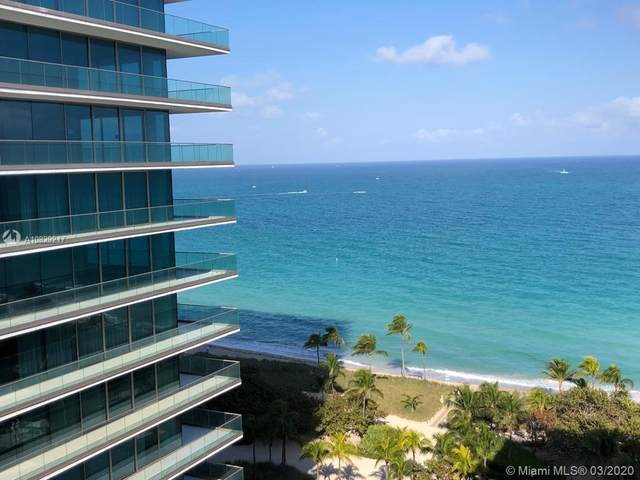 10185 Collins Ave #923, Bal Harbour, FL 33154 (MLS #A10829217) :: The Riley Smith Group