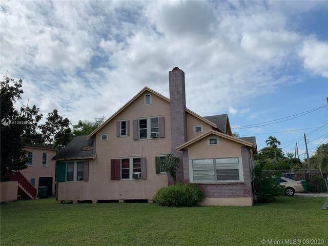 10 NW 60th St, Miami, FL 33127 (MLS #A10829246) :: The Teri Arbogast Team at Keller Williams Partners SW