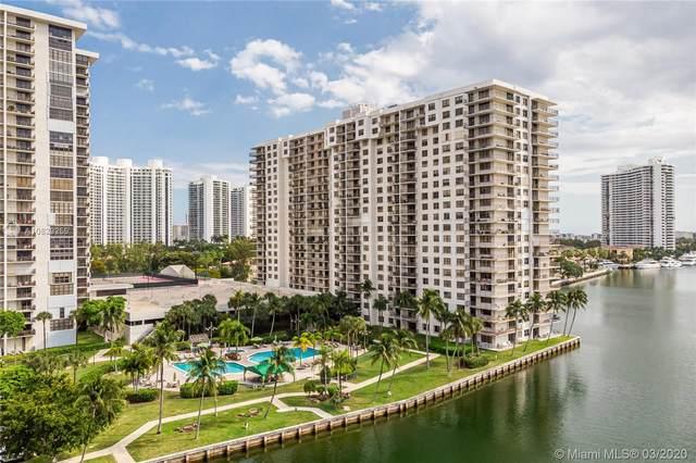 18151 NE 31st Ct #1212, Aventura, FL 33160 (MLS #A10829259) :: Prestige Realty Group