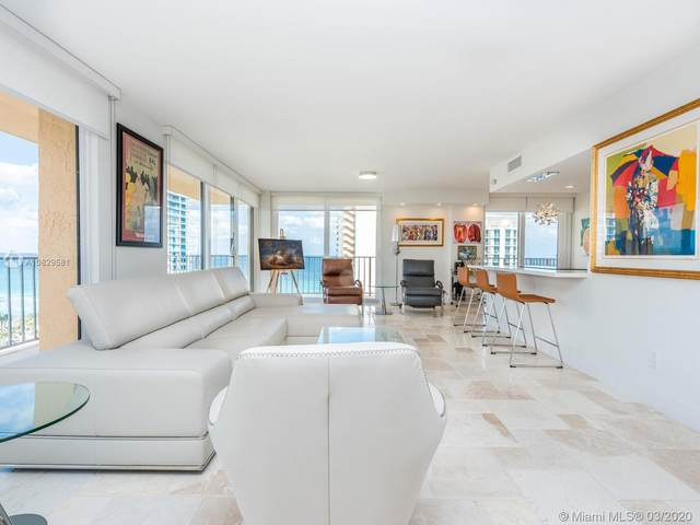 210 174th St #2419, Sunny Isles Beach, FL 33160 (MLS #A10829581) :: The Teri Arbogast Team at Keller Williams Partners SW