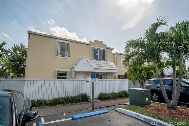6810 SW 45th Ln #127, Miami, FL 33155 (#A10829948) :: Dalton Wade