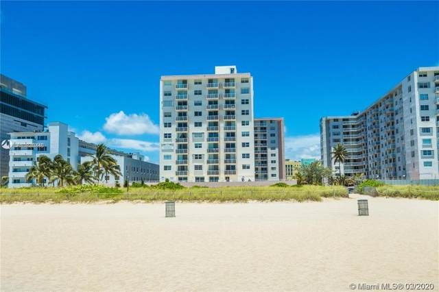 345 Ocean Dr #509, Miami Beach, FL 33139 (MLS #A10830448) :: Carole Smith Real Estate Team