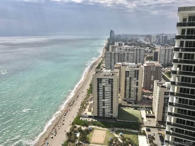 1830 S Ocean Dr #4304, Hallandale Beach, FL 33009 (MLS #A10830461) :: The Riley Smith Group