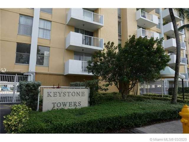 2000 NE 135th St #609, North Miami, FL 33181 (MLS #A10830696) :: Grove Properties