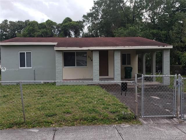 1740 NW 88th St, Miami, FL 33147 (MLS #A10830705) :: Miami Villa Group