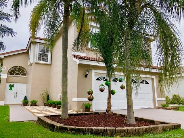 17643 SW 18th Street, Miramar, FL 33029 (MLS #A10830799) :: The Teri Arbogast Team at Keller Williams Partners SW