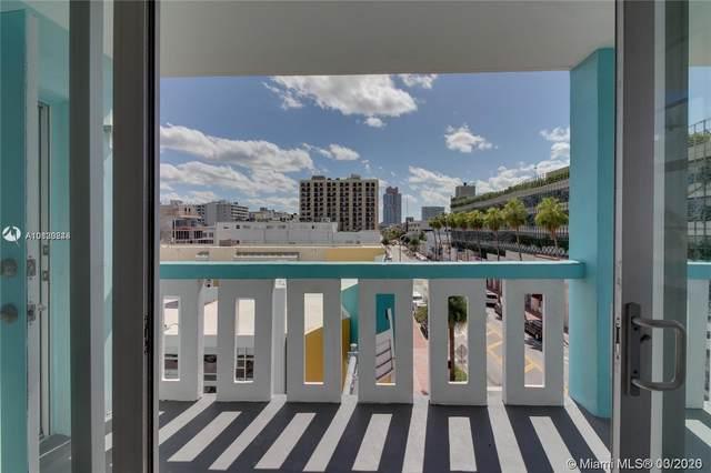 701 Collins Ave 3A, Miami Beach, FL 33139 (MLS #A10830848) :: Castelli Real Estate Services