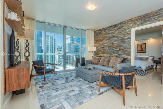 495 Brickell Ave #3003, Miami, FL 33131 (MLS #A10830879) :: Ray De Leon with One Sotheby's International Realty