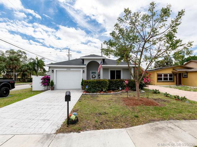 2900 NW 6th Ct, Fort Lauderdale, FL 33311 (MLS #A10830897) :: Lucido Global