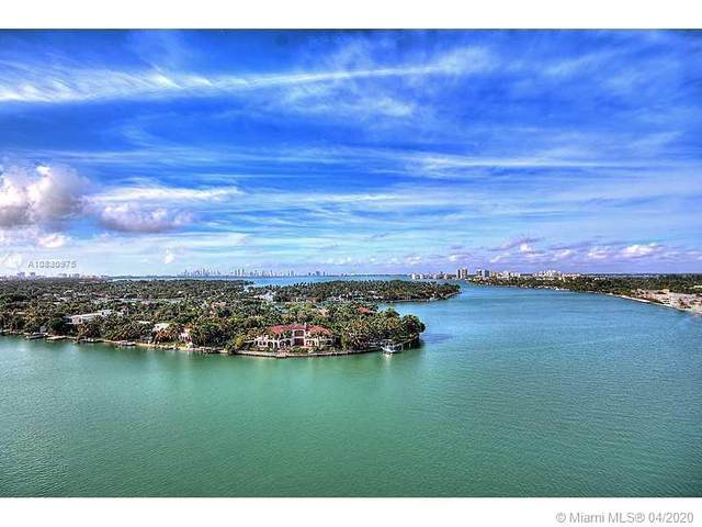 6770 Indian Creek Dr 9G, Miami Beach, FL 33141 (MLS #A10830975) :: Miami Villa Group