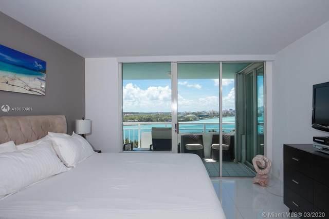 400 S Pointe Dr #1001, Miami Beach, FL 33139 (MLS #A10830981) :: Castelli Real Estate Services