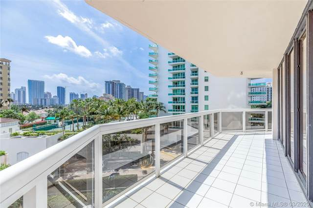 20185 E Country Club Dr #501, Aventura, FL 33180 (MLS #A10831010) :: The Pearl Realty Group