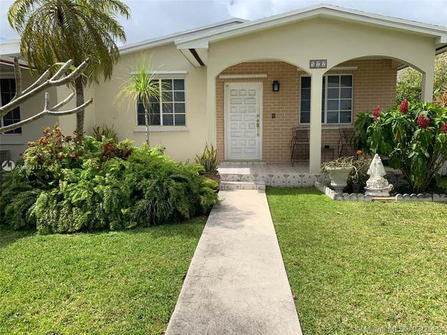 522 SW 121st Ave, Miami, FL 33184 (MLS #A10831131) :: ONE Sotheby's International Realty
