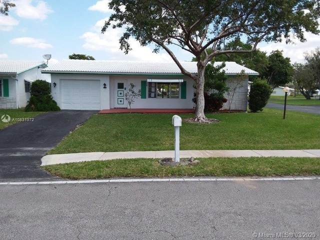 1224 NW 85th Ave, Plantation, FL 33322 (MLS #A10831372) :: The Teri Arbogast Team at Keller Williams Partners SW