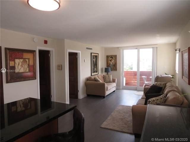 1750 James Ave 9A, Miami Beach, FL 33139 (MLS #A10831504) :: Berkshire Hathaway HomeServices EWM Realty