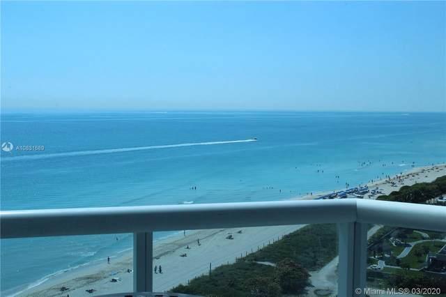 6515 Collins Ave #1405, Miami Beach, FL 33141 (MLS #A10831589) :: Berkshire Hathaway HomeServices EWM Realty