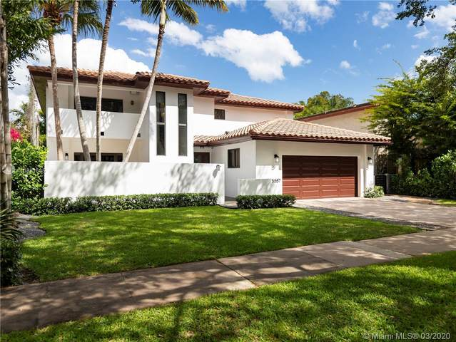 5557 San Vicente St, Coral Gables, FL 33146 (MLS #A10831605) :: Prestige Realty Group