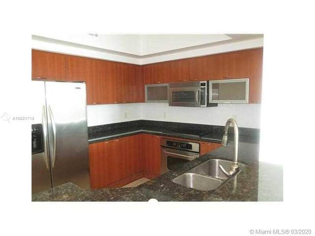15051 Royal Oaks Ln #604, North Miami, FL 33181 (MLS #A10831713) :: Grove Properties