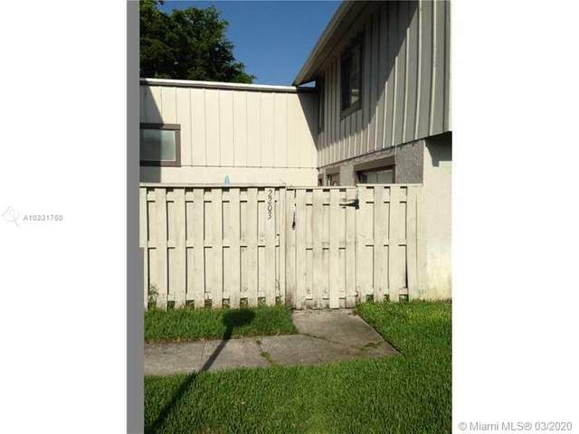 2203 NW 59th Way 65-B, Lauderhill, FL 33313 (MLS #A10831760) :: THE BANNON GROUP at RE/MAX CONSULTANTS REALTY I