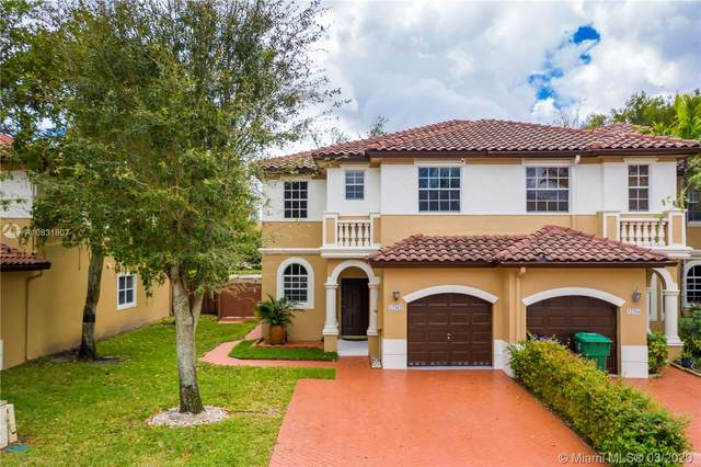 12762 SW 49th Ct, Miramar, FL 33027 (MLS #A10831807) :: Albert Garcia Team