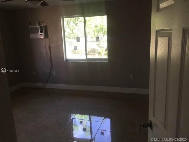 797 NW 34th St, Miami, FL 33127 (MLS #A10831853) :: Berkshire Hathaway HomeServices EWM Realty