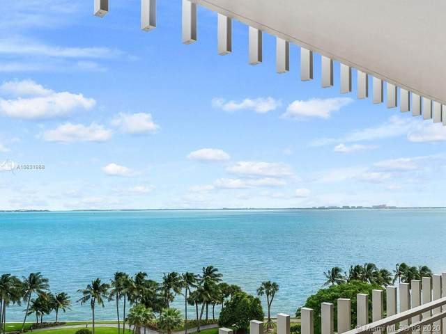 2 Grove Isle Dr B 905, Miami, FL 33133 (MLS #A10831988) :: The Jack Coden Group