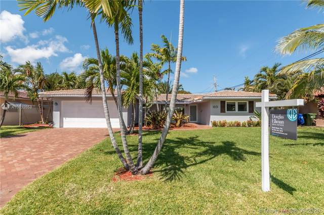 1651 NE 54th St, Fort Lauderdale, FL 33334 (MLS #A10832058) :: The Riley Smith Group