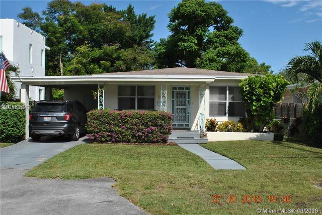 3521 Frow Ave, Miami, FL 33133 (MLS #A10832331) :: Prestige Realty Group