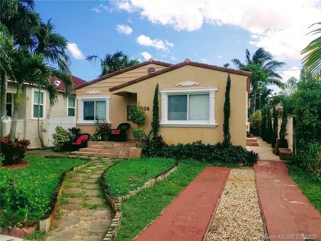 1624 Van Buren St, Hollywood, FL 33020 (MLS #A10832373) :: Lucido Global