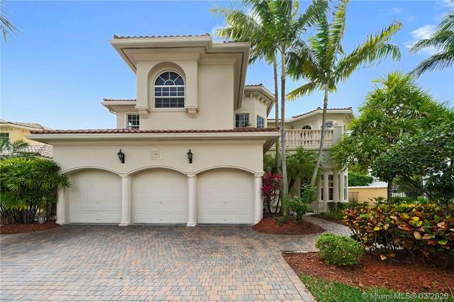 840 Beacon Ct, Hollywood, FL 33019 (MLS #A10832377) :: Berkshire Hathaway HomeServices EWM Realty