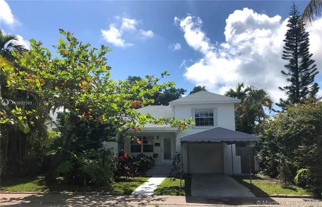 1808 Biarritz Dr, Miami Beach, FL 33141 (MLS #A10832393) :: Team Citron