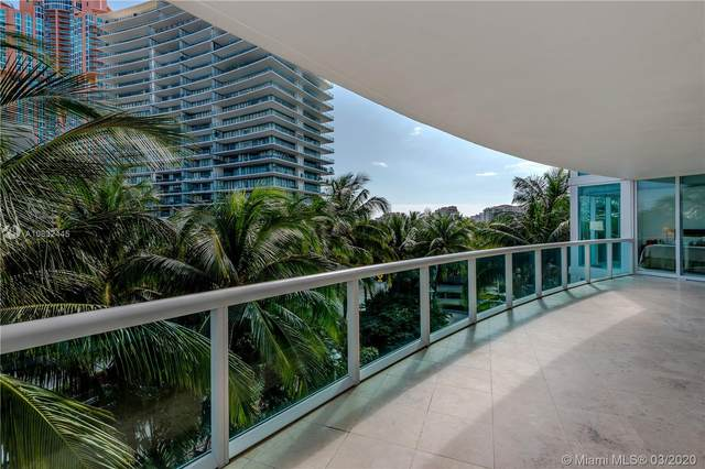 1000 S Pointe Dr #307, Miami Beach, FL 33139 (MLS #A10832445) :: The Jack Coden Group