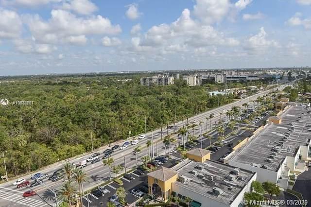 13499 Biscayne Blvd #1212, North Miami, FL 33181 (MLS #A10832601) :: The Teri Arbogast Team at Keller Williams Partners SW