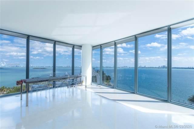 601 NE 36th St #1012, Miami, FL 33137 (MLS #A10832709) :: Berkshire Hathaway HomeServices EWM Realty