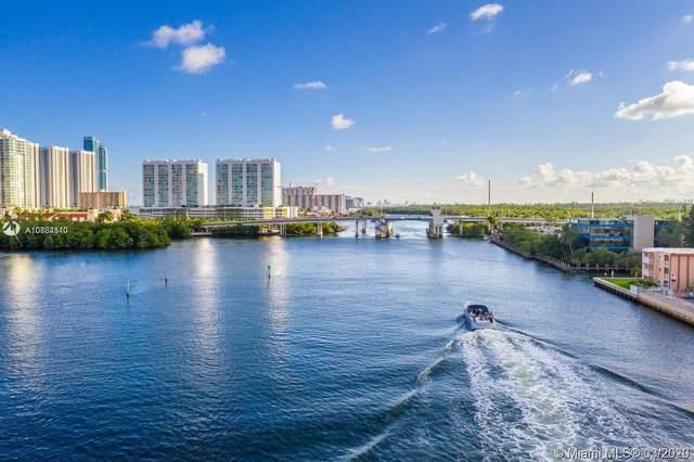 3701 NE 170th St #3, North Miami Beach, FL 33160 (MLS #A10832810) :: Berkshire Hathaway HomeServices EWM Realty