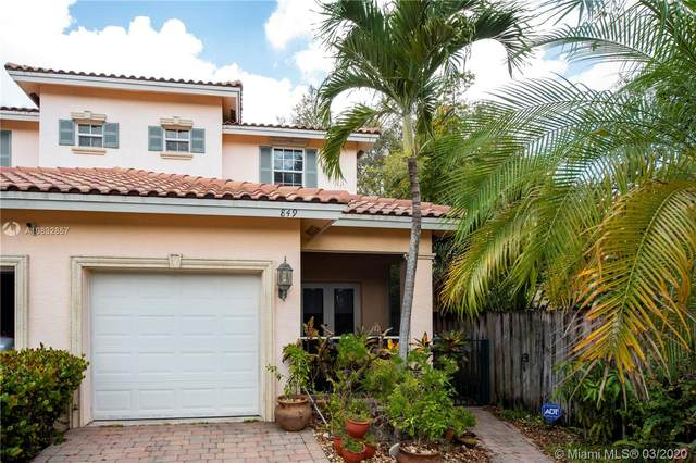 849 SW 11th Ct #0, Fort Lauderdale, FL 33315 (MLS #A10832857) :: The Paiz Group