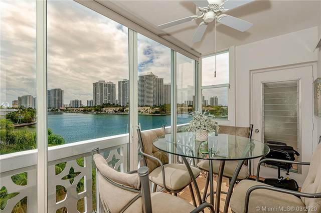 3209 S Ocean Dr 4I, Hallandale Beach, FL 33009 (MLS #A10833053) :: Castelli Real Estate Services