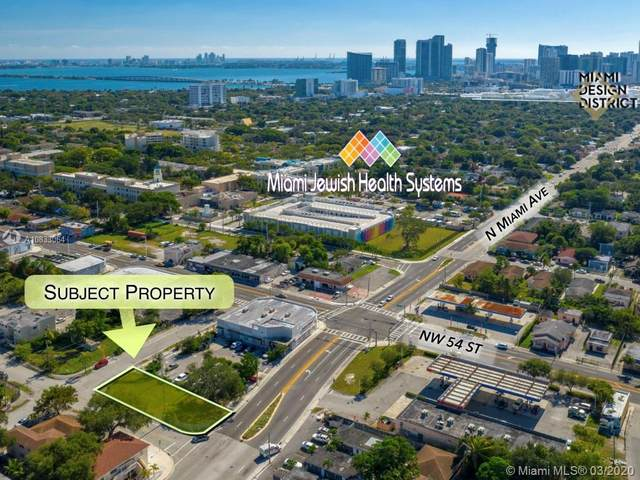 5434 NE Miami Ct, Miami, FL 33137 (MLS #A10833064) :: The Teri Arbogast Team at Keller Williams Partners SW