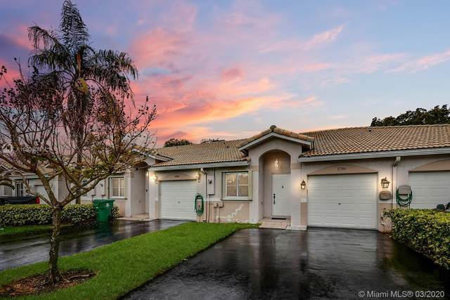 1790 SW 112th Ter ., Miramar, FL 33025 (MLS #A10833081) :: The Teri Arbogast Team at Keller Williams Partners SW
