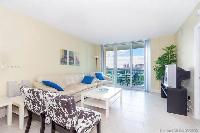 19380 Collins Ave #619, Sunny Isles Beach, FL 33160 (MLS #A10833099) :: Green Realty Properties