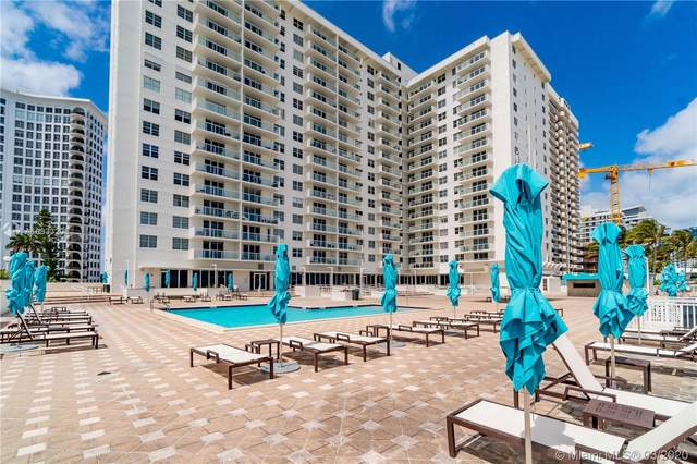 5701 Collins Ave #610, Miami Beach, FL 33140 (MLS #A10833206) :: The Teri Arbogast Team at Keller Williams Partners SW