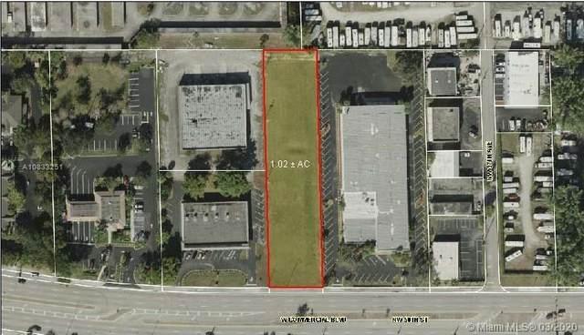3707 W Commercial Blvd, Tamarac, FL 33309 (MLS #A10833251) :: The Teri Arbogast Team at Keller Williams Partners SW