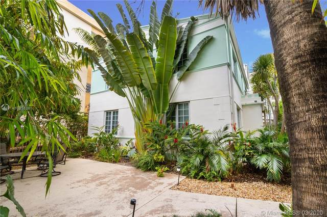 815 Euclid Ave #9, Miami Beach, FL 33139 (MLS #A10833261) :: Ray De Leon with One Sotheby's International Realty