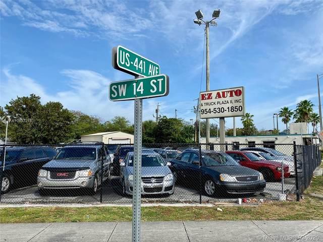 1325 S State Road 7, Fort Lauderdale, FL 33317 (MLS #A10833275) :: The Teri Arbogast Team at Keller Williams Partners SW