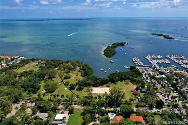 2467 S Bayshore, Miami, FL 33133 (MLS #A10833640) :: Green Realty Properties
